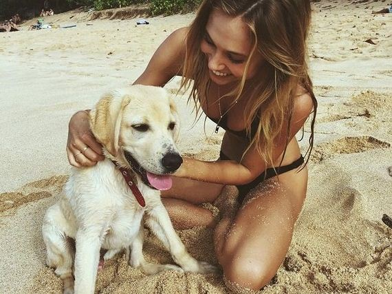 01-who-doesnt-adore-a-dog-mom-photos