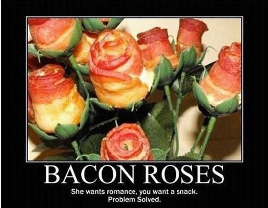 cool-bacon-roses-valentine
