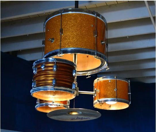 cool-drum-set-chandelier