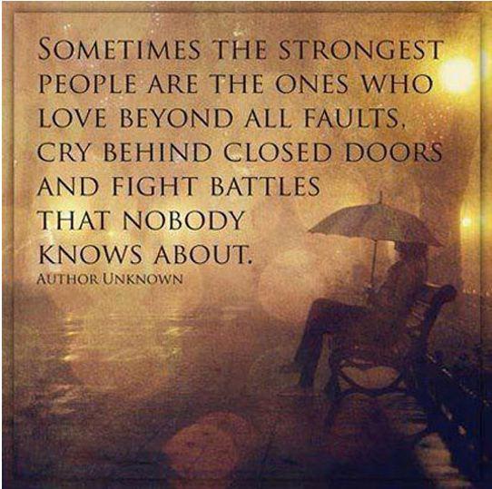 cool-inspirational-quote-woman-rain-umbrella