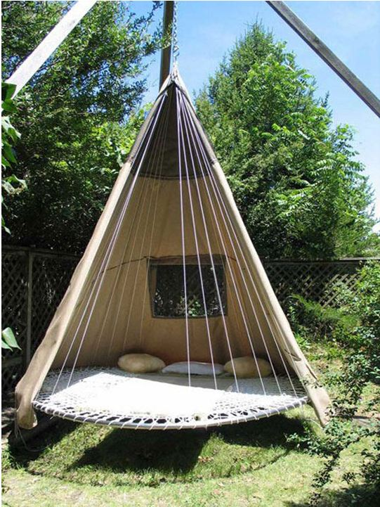 cool-trampolin-tent-design