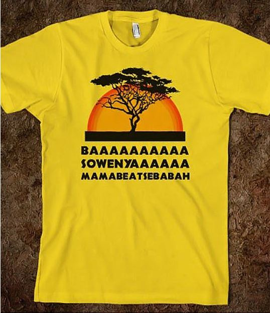 cool-yellow-lion-king-tshirt