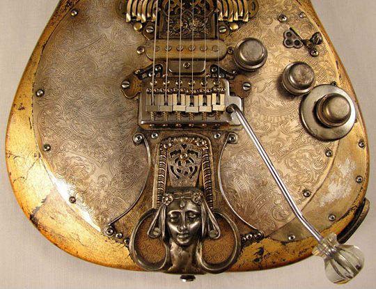 creative-steampunk-guitar-design-old