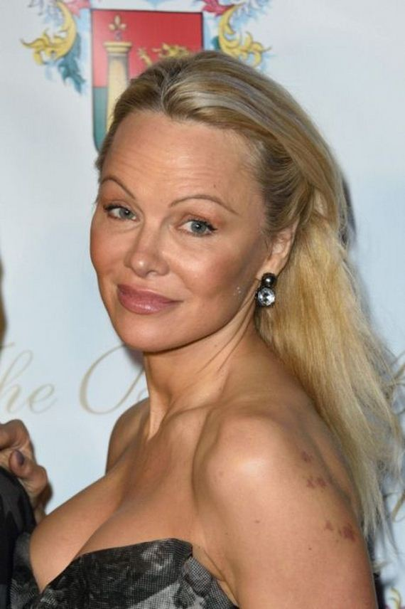 Pamela Anderson Now See What Pamela...