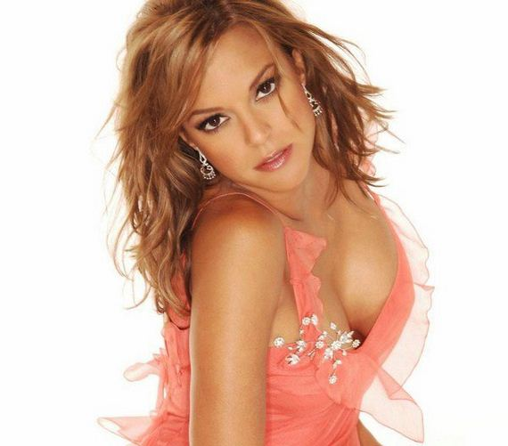 Eva LaRue hot one of the best Photoshoot (2006) ~ world