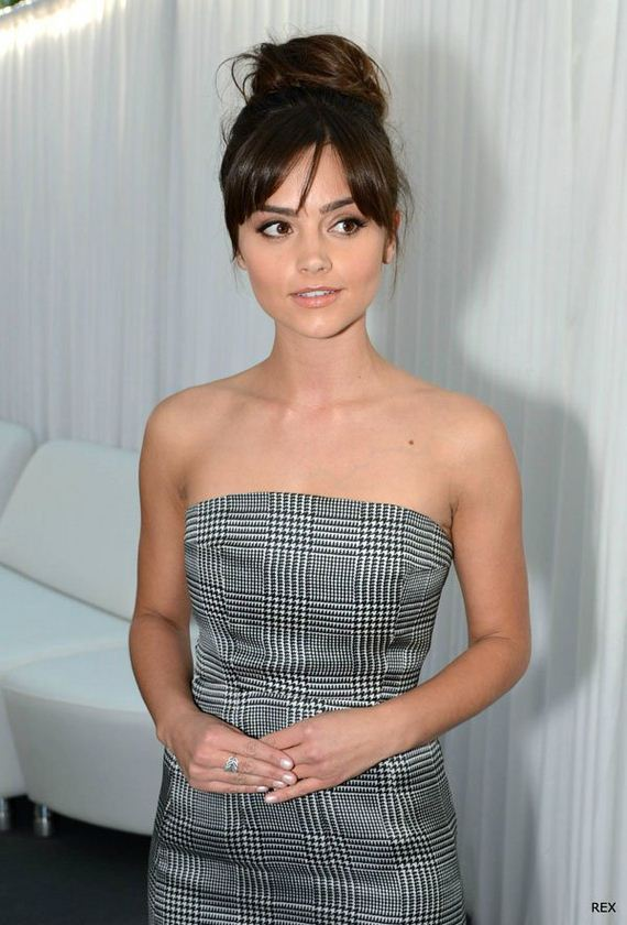 Jenna Coleman Nude Pics and Topless Sex Scenes Compilation