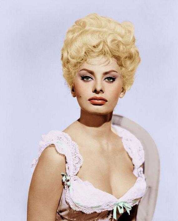 Sophia Loren Nude - Barnorama