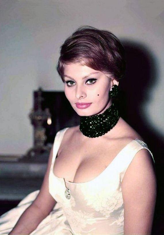 Sophia Loren Makeup - Bing Images | SOPHIA L. | Pinterest