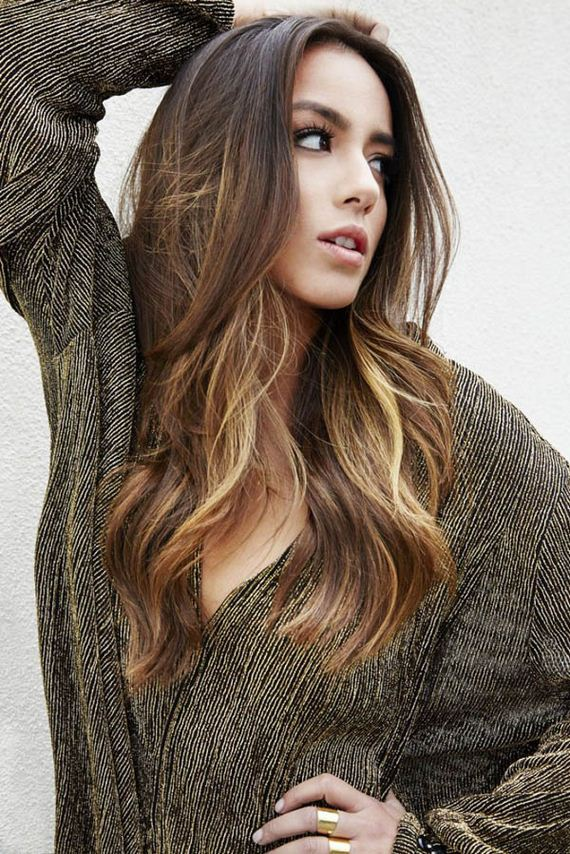 Chloe Bennet Nude And Hot - Barnorama-4387