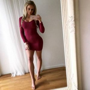 Girls in Tight Dresses Are Kind of the Best - Barnorama