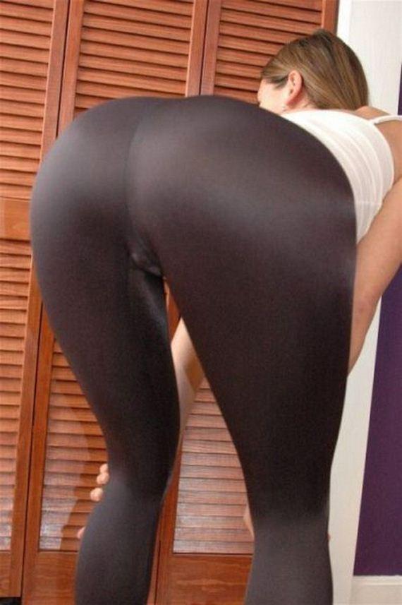 Can not Perfect girls yoga pants bent over ass sex topic