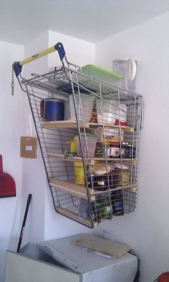 Kitchen Cabinet Repurpose Ideas