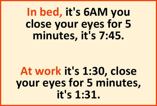 Funny Thursday Work Meme : Time can be tricky sometimes barnorama