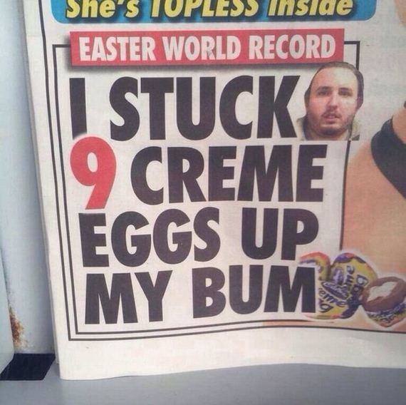 Strange News Headlines That You Don't See Everyday - Barnorama