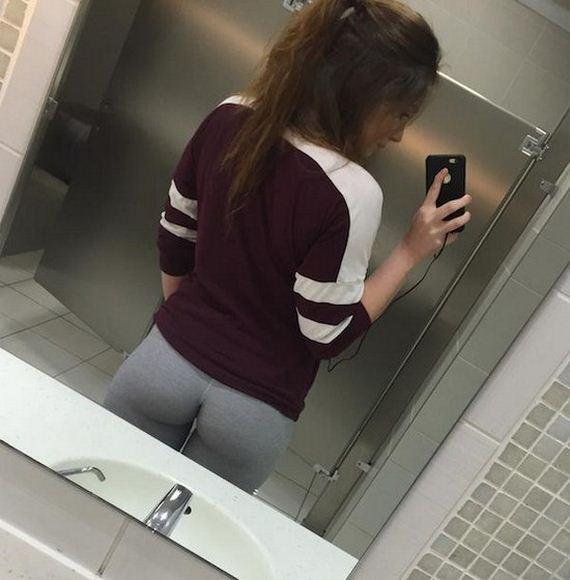Teenage hot ass