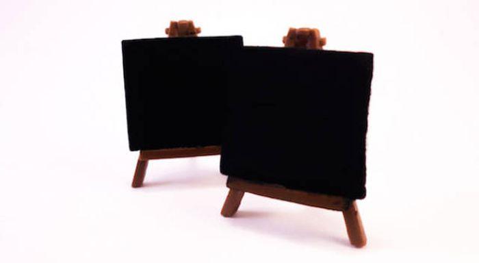 how to make black paint darker