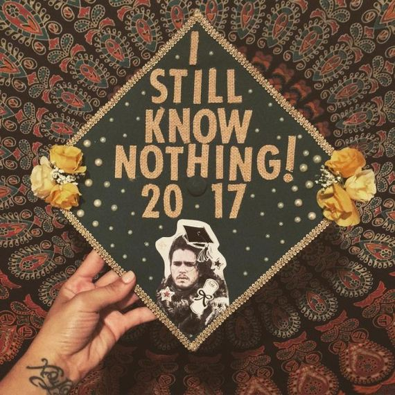 congrats on these cool graduation caps barnorama