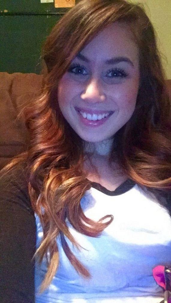 Redhead porn vid