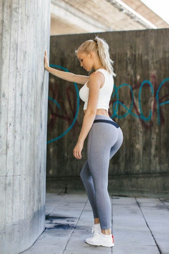 Whats Not to Love about Yoga Pants? - Barnorama
