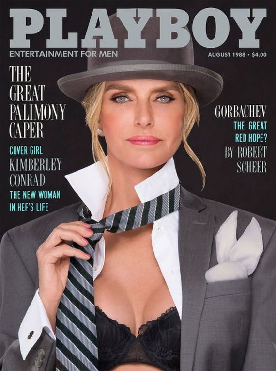 Former Playboy Playmates Recreate Their Famous Covers