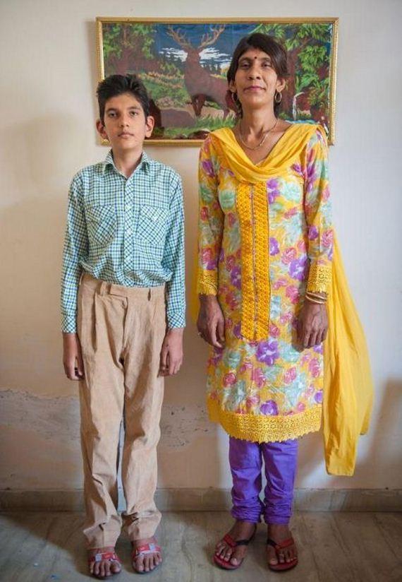 The World S Tallest Boy Barnorama