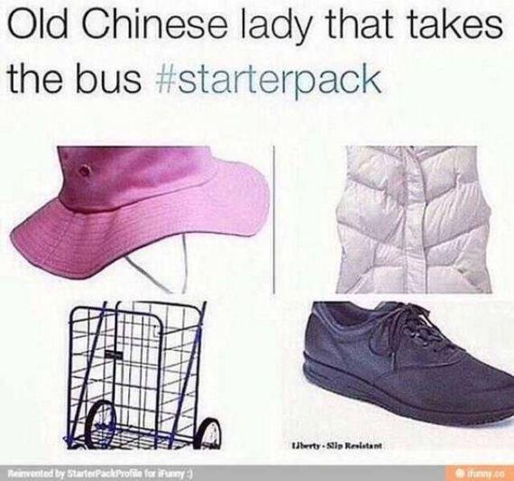 Hilarious Starter Pack Memes