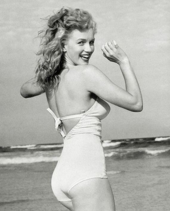 Rare Photos Of Marilyn Monroe Before She Became Famous