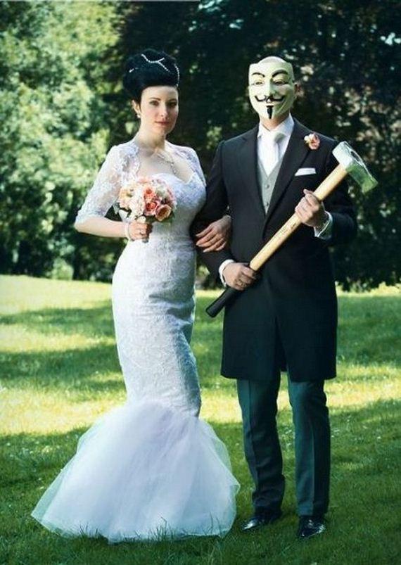 awkward wedding pictures barnorama