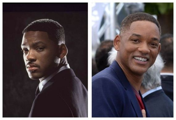 The Stars Of Men in Black: Then And Now