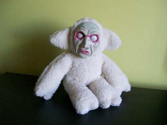 Creepy Stuffed Animals Barnorama