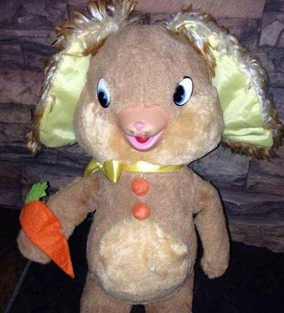 Creepy Stuffed Animals