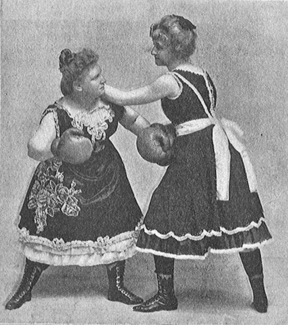 Vintage Pictures Show The Weird World Of Victorian Female