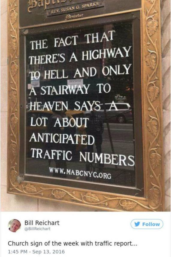Hilarious And Clever Church Signs Barnorama