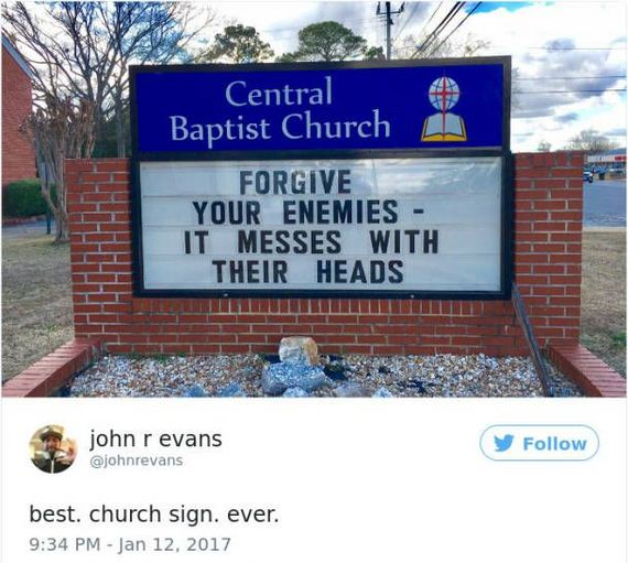 article review the church as forgiving