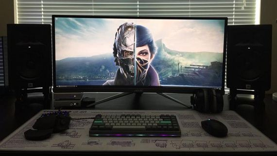 Awesome PC Gaming Setups - Barnorama