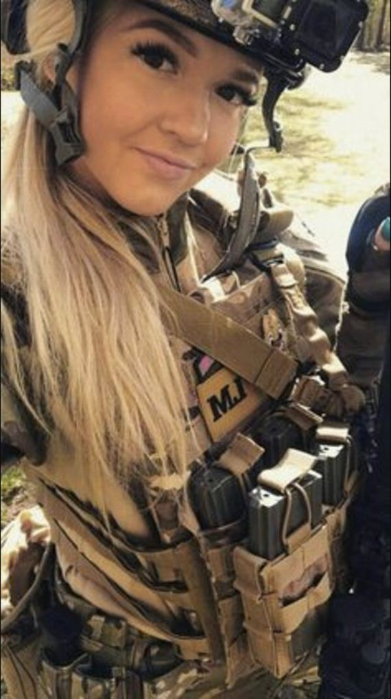 Sexy Military Girls - Barnorama