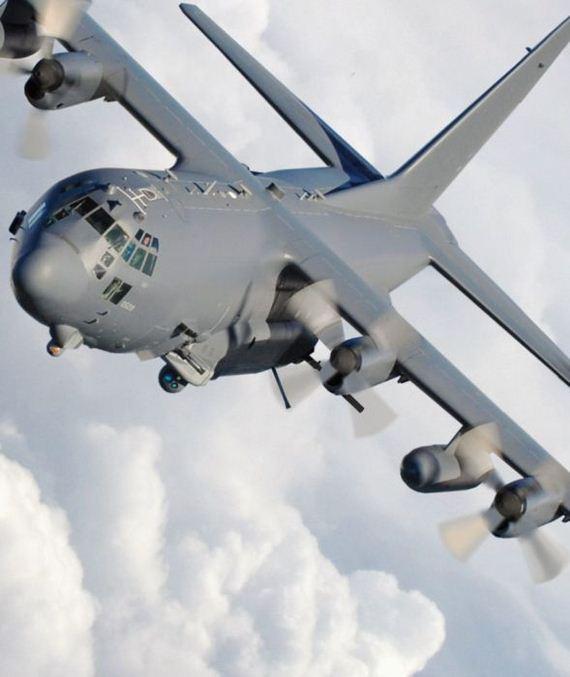 Lockheed Ac 130 Spectre Barnorama