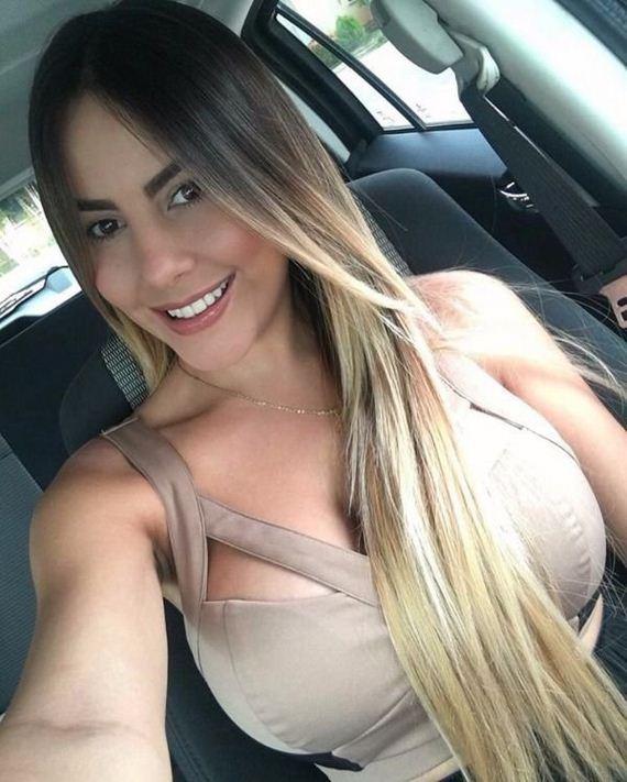 Chicas selfie tetas desnudas