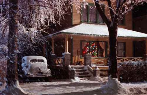 a christmas story was bought on ebay in 2004 by brian jones for 150000 he spent 240000 to make the house look almost identical to the movie set - When Is A Christmas Story Set