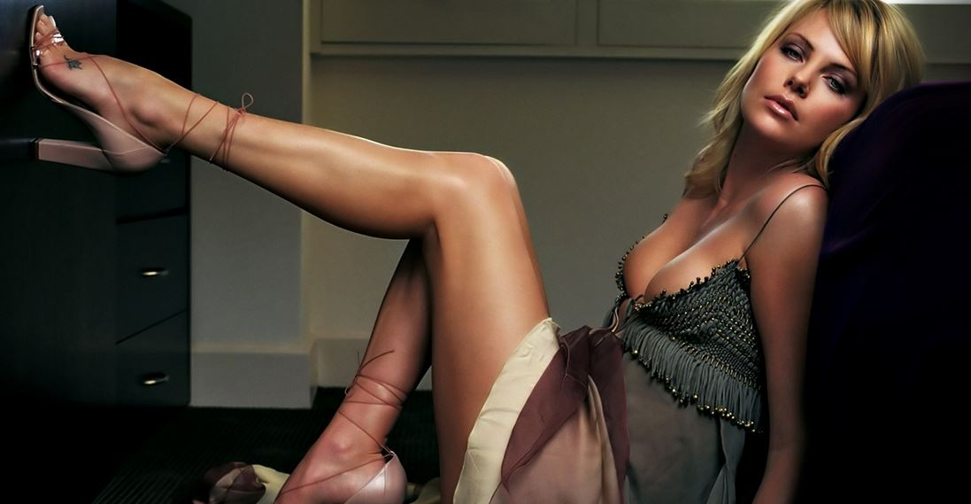 Charize theron nude, coolest places to have sex