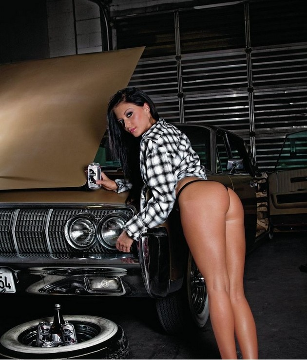 Lowriders girls porno videos — photo 13