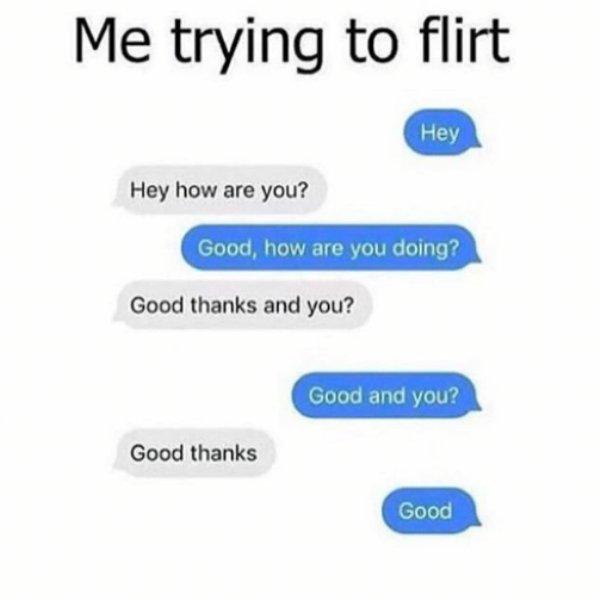flirting moves that work through text meme funny memes funny