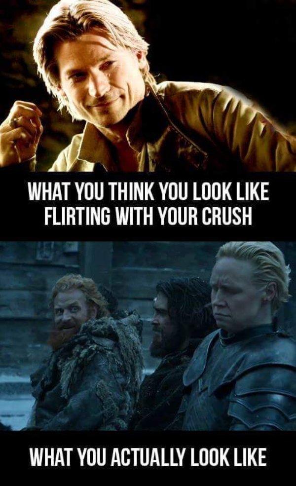 flirting memes sarcastic quotes meme generator work