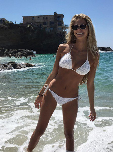 Girls In Skimpy Bikinis - Barnorama