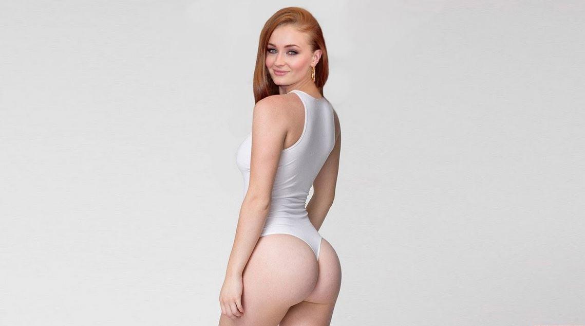 Sophie turner nude scene