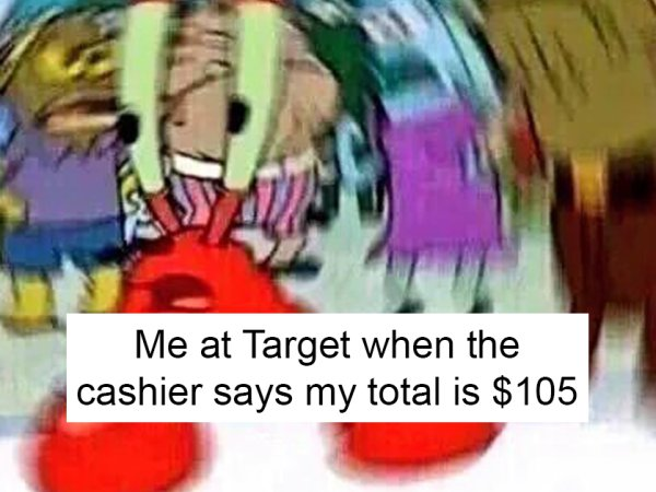 Proof That Some Of Us Have An Unhealthy Obsession With Target
