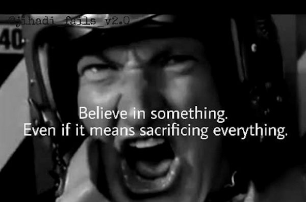 """Funny Memes If: The """"Believe In Something"""" Memes"""
