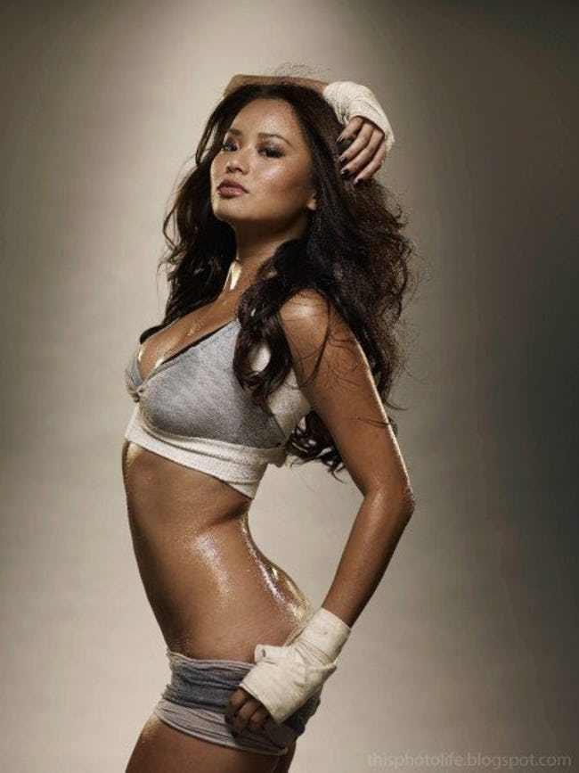 Hot Jamie Chung Photos | Jamie Chung Nude Pics - Barnorama