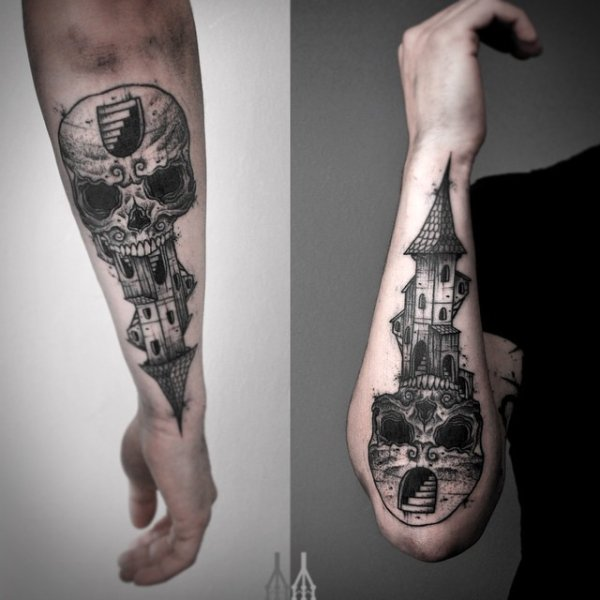 20 Tattoos That Reveal More Than Meets The Eye
