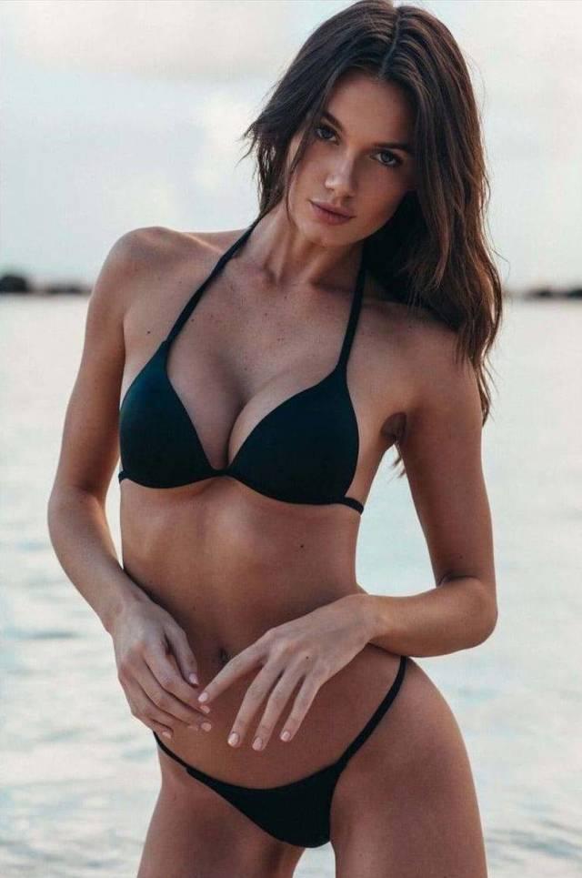 in bikinis Girls loose